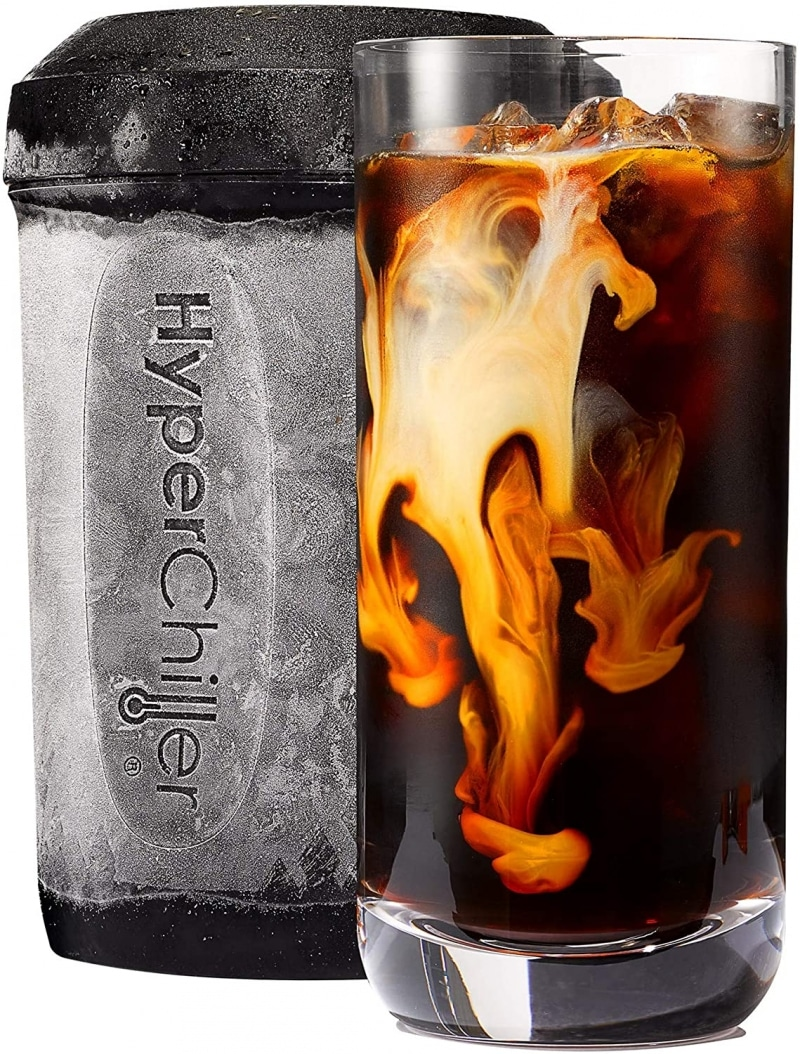 17. HyperChiller Maxi-Matic Patented Instant Coffee/Beverage Cooler