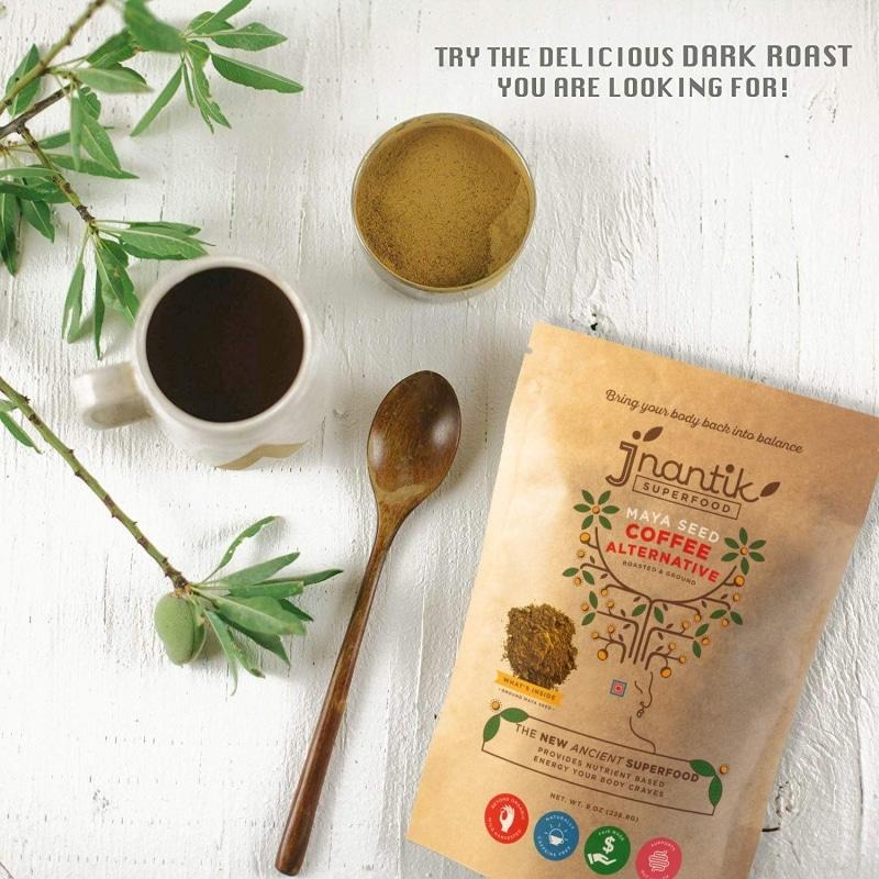 2. Jnantik Superfood - Organic Coffee Substitute
