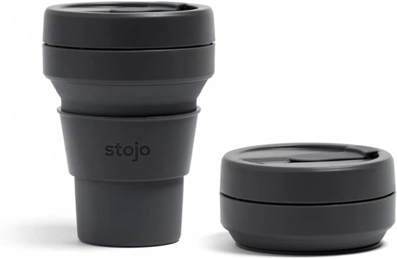 20. Stojo On The Go Coffee Cup