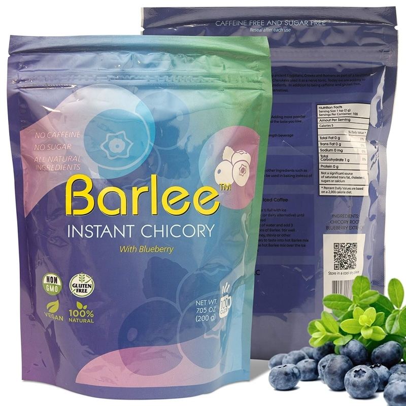 4. Barlee With Blueberry