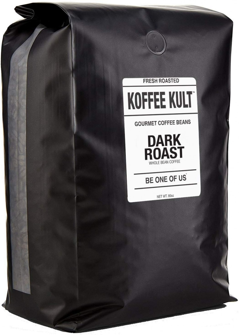 5. Koffee Kult Coffee Beans Dark Roast
