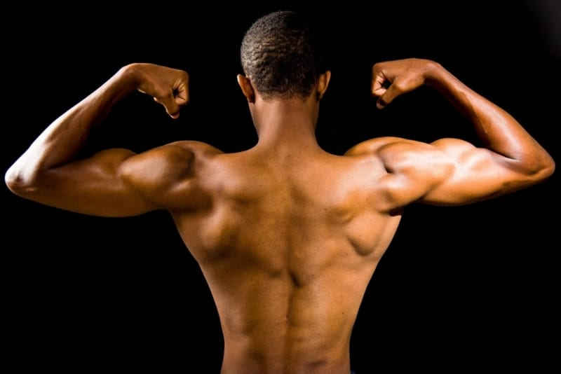 5. Collagen to increase muscles mass