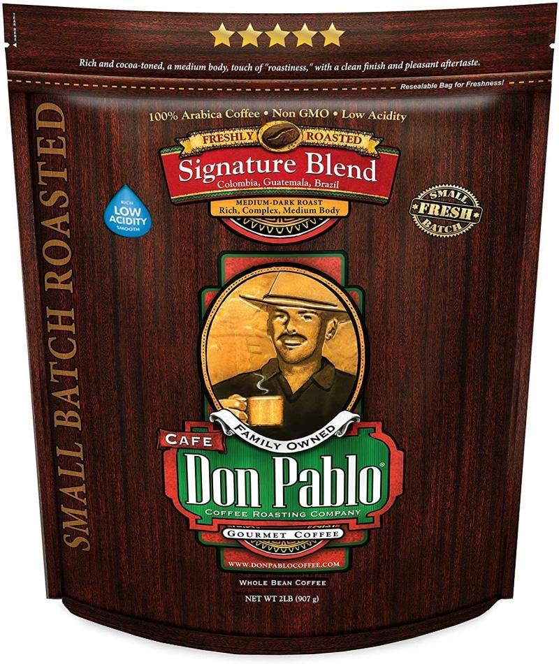 6. 2 LB Don Pablo Signature Blend