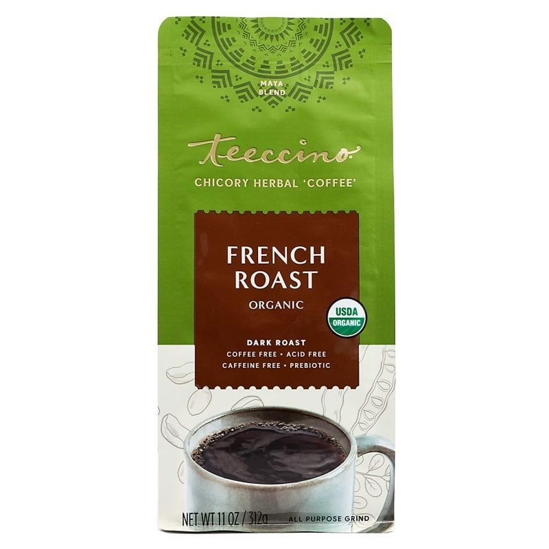 7. Teeccino Chicory Coffee Alternative