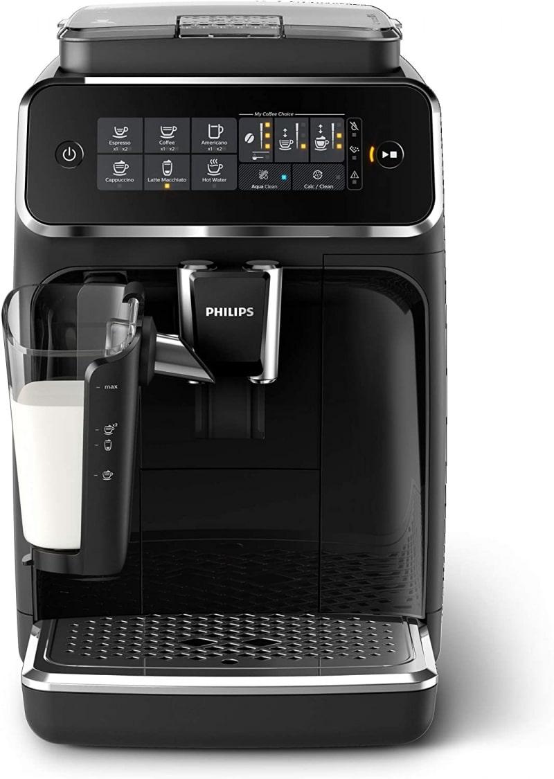 7. Philips 3200 Series Fully Automatic Espresso Machine