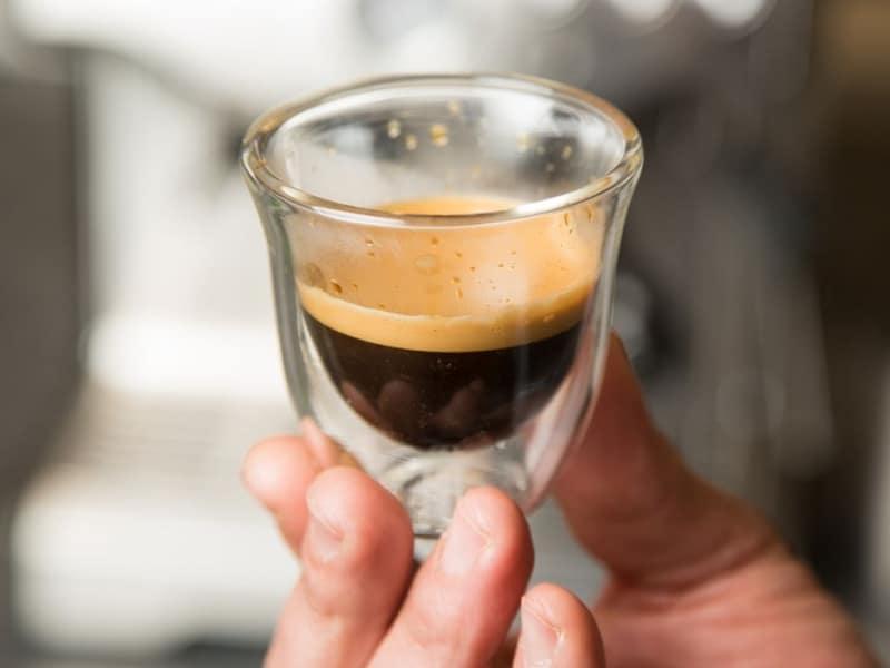 Caffeine In Ristretto