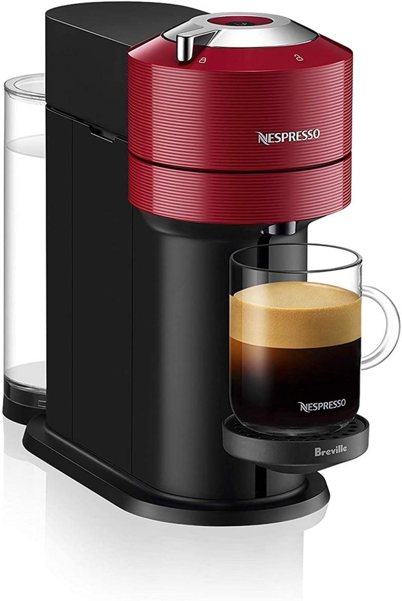 8. Nespresso BNV520RED Vertuo Next Espresso Machine