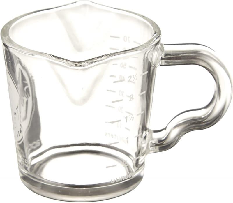 9. Rhino Coffee Gear Double Shot Glass
