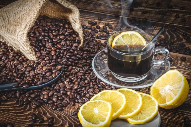 Lemon Affogato Coffee Recipe- 2