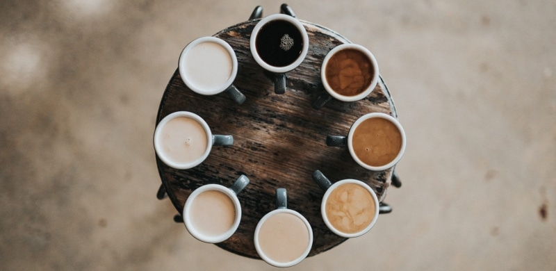 Weakest Coffee by Caffeine Content