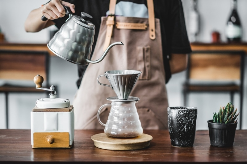 Coffee consumption trend during the pandemic