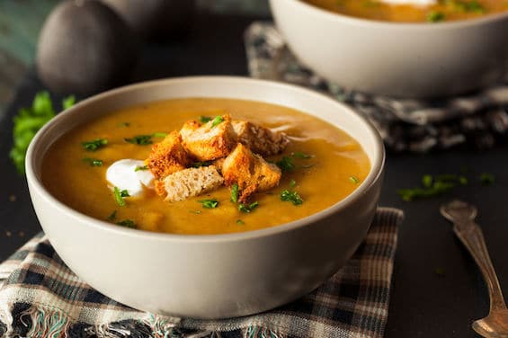7. How about soup?