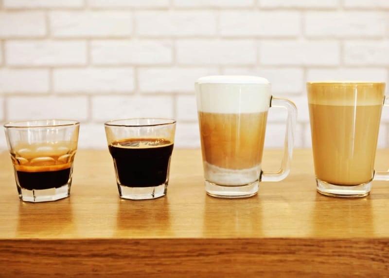 Why do people like Long Black coffee?
