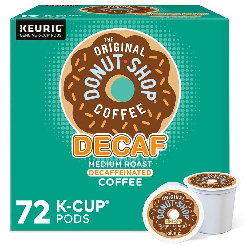 1. The Original Donut Shop Decaf, Medium Roast Coffee