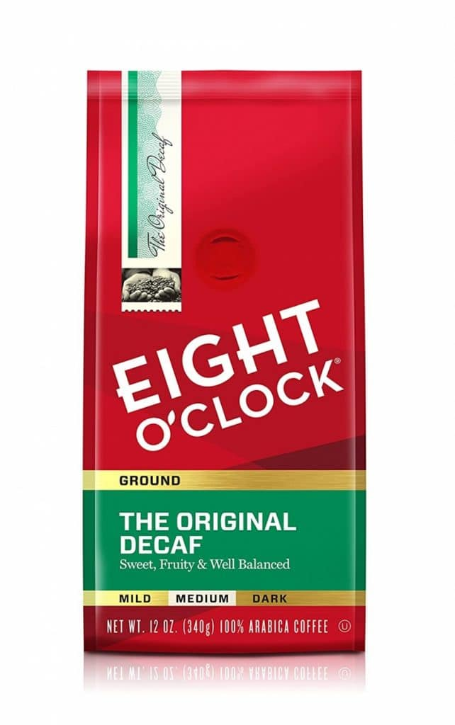 10. The Original Decaf From Eight O'clock