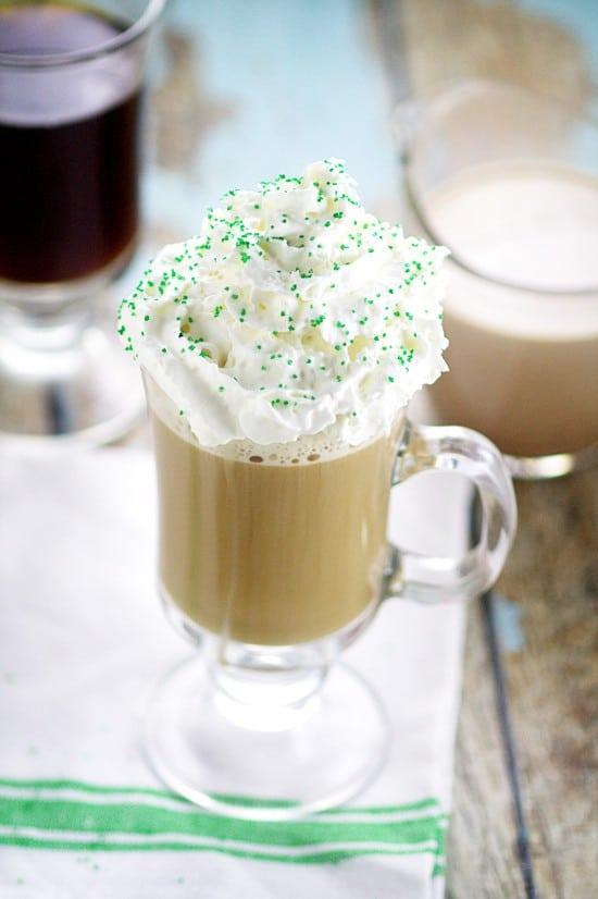 Irish Cream Coffee Creamer
