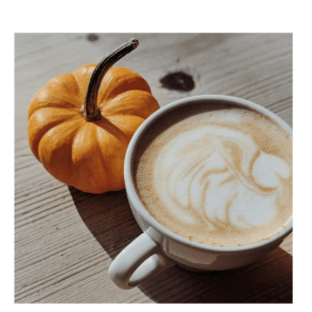 1. Trick or Treat Latte