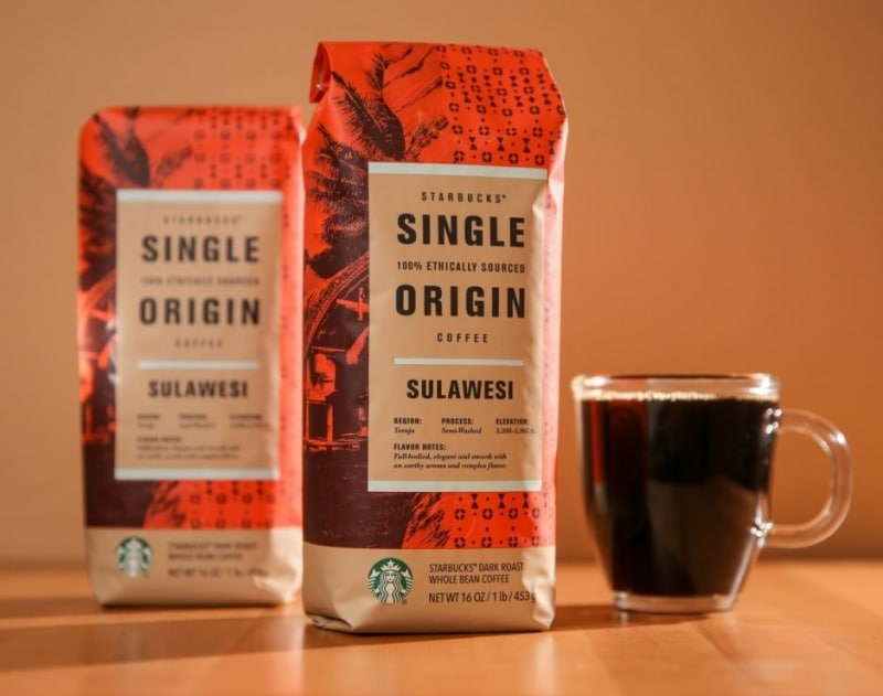 What is the taste of a single origin coffee?