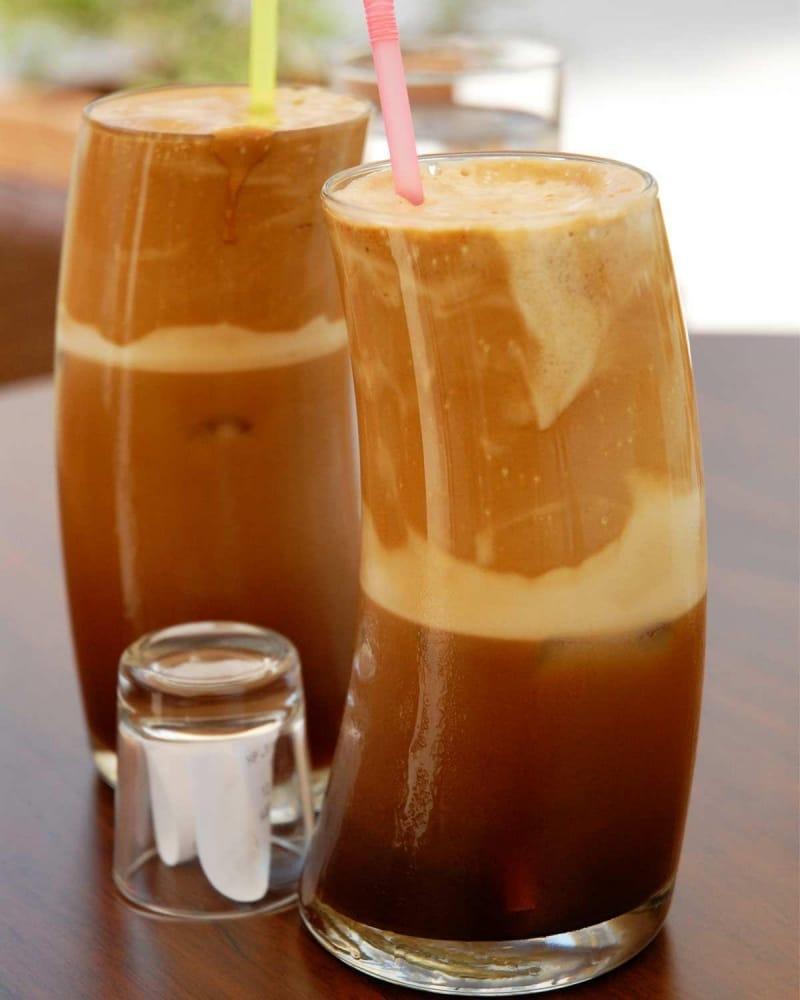 Calories of Greek Iced Coffee