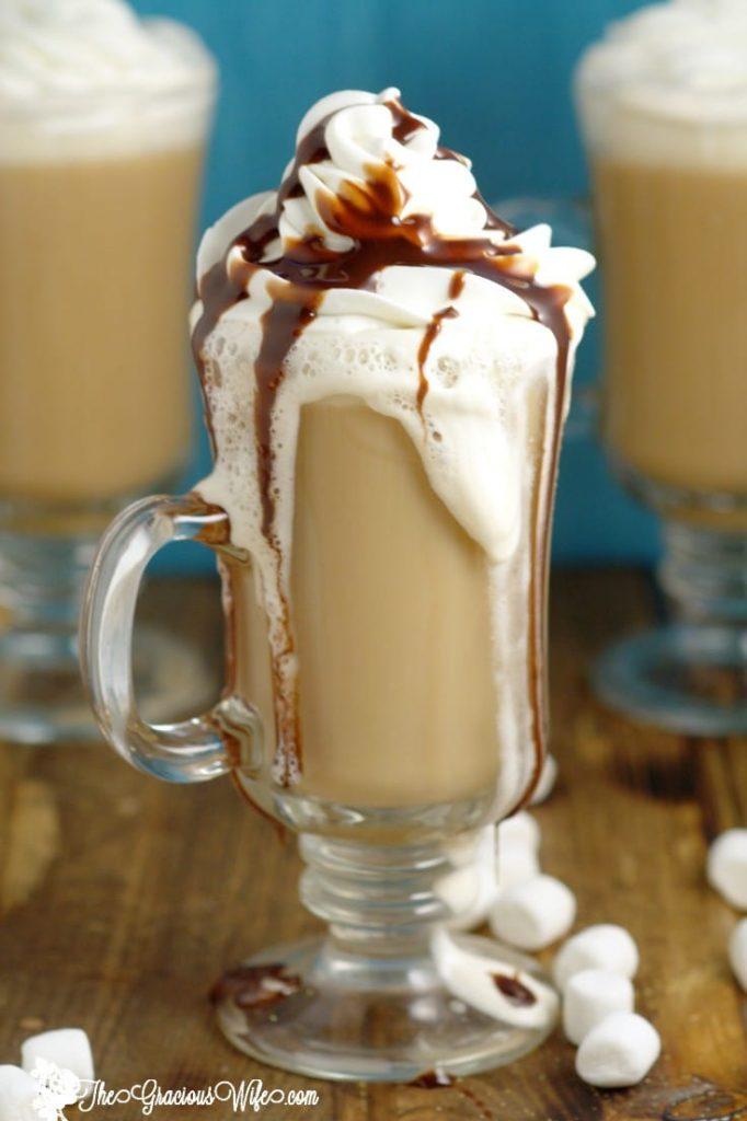 Marshmallow Coffee Creamer