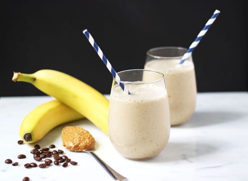 Best Tips To Make Homemade Banana Milk Coffee Recipes intro