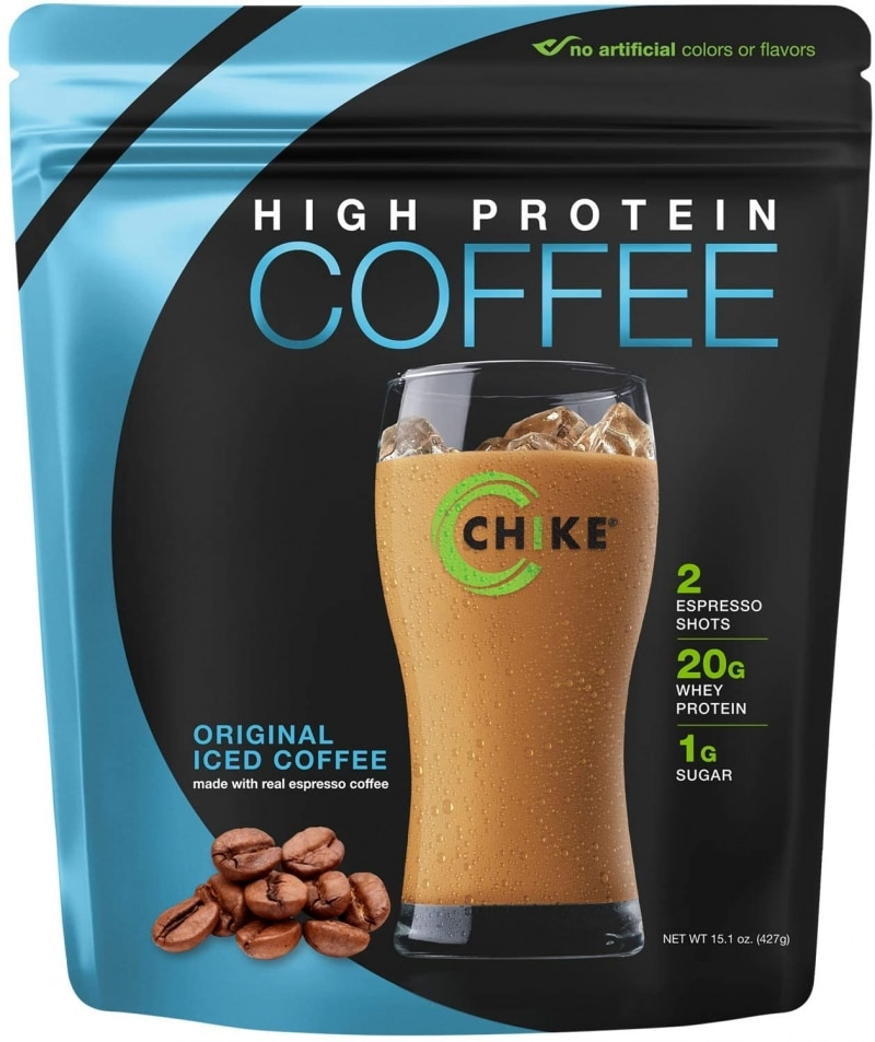 2. Chike High Protein Iced Coffee