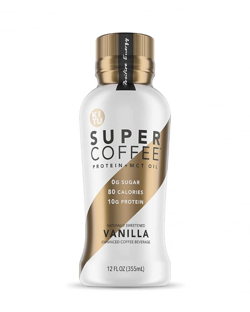 5. SUNNIVA Kitu Super Coffee Vanilla Sugar